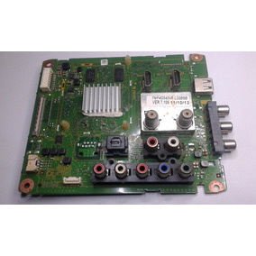 Placa Principal Panasonic Tc L32b6b Tnp4g543vf