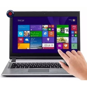 Notebook Positivo Premium S2855 Touch Intel 4gb Hd 320gb