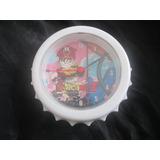 Reloj De Pared Dragon Ball Z Coleccion