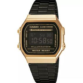 94e3279d62d Relogio Casio Feminino Dourado 168 - Relógios De Pulso no Mercado ...