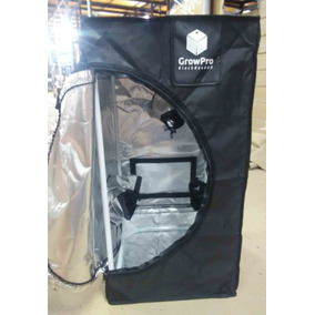 Estufa Cultivo Indoor Black Box40 40x40x80cm Mylar Diamond