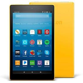 Tablet Amazon Fire Hd8 Wi-fi 16gb Tela De 8.0 Ips 2mp/0.3mp