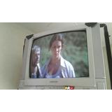 Televisor Sharp Analogico 21 Pulgadas