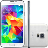 Samsung Galaxy S5 Duos 16gb G900md Dual Chip - Vitrine