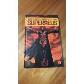Superdeus (warren Ellis) Capa Dura Mythos Maio/2018 Nova!