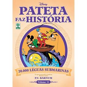 Pateta Faz Historia Vol. 11 - 20.000 Léguas Submarinas