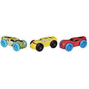 Carros Nerf Nitro De Foamy Versión 1 Original