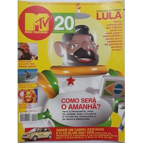 Revista Mtv N. 20 Lula, Paralamas, Kid Abelha