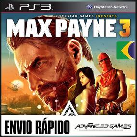 Max Payne 3 - Portugues - Jogos Ps3 Psn Midia Digital
