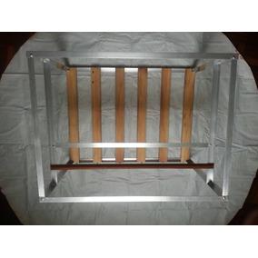 Rig Rack Case Abierto Gpu 6 Estante Aluminio Para Proyecto