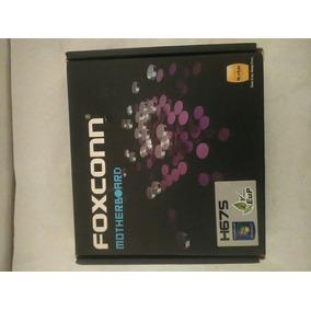 Tarjeta Madre Foxcon Con Procesador Core I3 1155