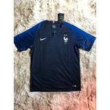Camisa Da França Original Duas Estrelas - Campeão 2018 994c4aac25b15