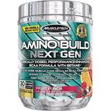 Amino Build Next Gen Muscletech 284g Fruit Punch - Original