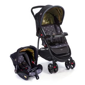 Travel System - Nexus - Preto - Cosco
