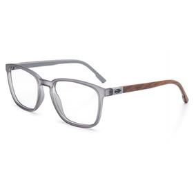 54e812c2cc5b3 Clubmaster Wood Grau Armacoes - Óculos no Mercado Livre Brasil