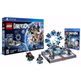 Lego Dimensions - Starter Pack - Ps4 Playstation 4 Lacrado