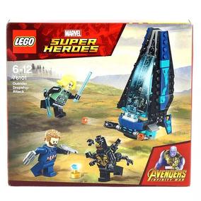 Lego Marvel Super Heroes - Invasão Dos Outriders