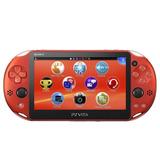 Playstation Vita Rojo Metálico + Envío Gratis
