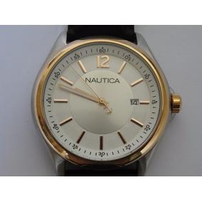 Relógio Náutica Masculino - Wr 100 / 330 Ft - Nad11527g