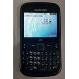 Samsung Ch@t 335 Gt-s3350 - 2mp, Wi-fi, Mp3 Apenas Vivo
