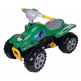 Cuatriciclo Ben 10 / Toy Story A Pedal Biemme 2104 C/ Bocina