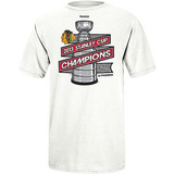 Nhl Chicago Blackhawks 2013 Stanley Taza Campeones Oficial H a10cb288fca