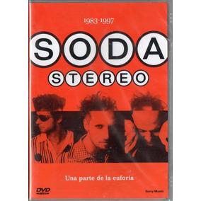 Dvd Soda Stereo 1983-1997 Una Parte De La Euforia Open Music