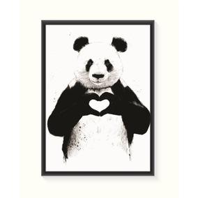Pôster Panda - Grande
