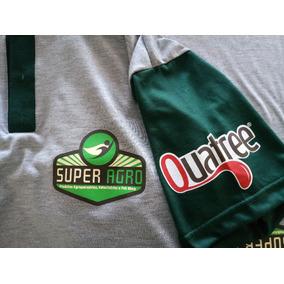 Camisa Polo Personalizada Bordada - Pacote 10 Unidades