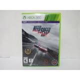 Need For Speed: Rivals Xbox 360 ¡usado! En Tecno-gaming