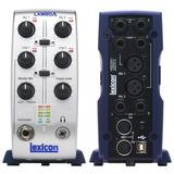 Interfaz De Audio Lambda, Lexicon