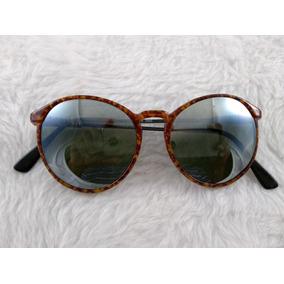 7ff34c6698526 Culos De Sol Redondo Fashion Vintage Hipster - Óculos no Mercado ...