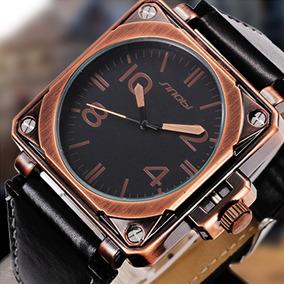 720e132e4f8 Relogio Masculino Quadrado Rose - Relógios De Pulso no Mercado Livre ...