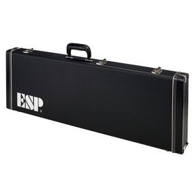 Esp Ltd Case Estuche Para Guitarras Eclipse Ec Nuevo