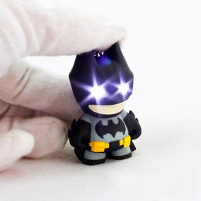 Chaveiro Batman Com Led E Som Super Diferente