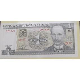1 Cédula - Fe - República De Cuba - 1 Peso Ano: 2009