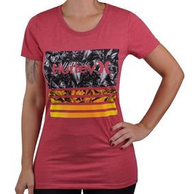 Camiseta Hurley Feminina - Calçados 0f509a9488c