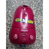 Aspiradora Philips Mobilo Plus 1600 W Pot. Con Accesorios