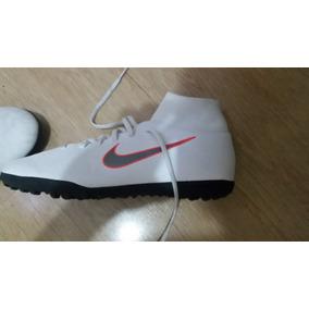 8b6f31d7f0 Chuteira Nike Superfly Usada Pelo Fagner Do Vasco N 40 Show ...