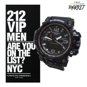 3d700e17b14 Relogio G Shock Preto Com Azul Masculino - Relógios De Pulso no ...