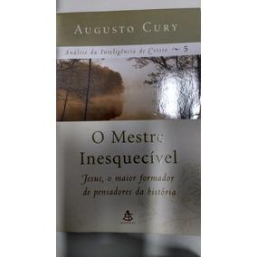 Livro Usado- O Mestre Inesquecível