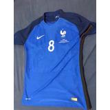 922a70296c Frete grátis. São Paulo. Camisa Original França Nike 2016 Final Eurocopa