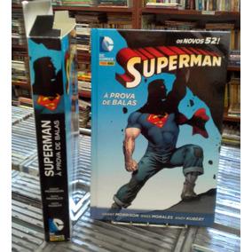 Superman A Prova De Balas Os Novos 52 Capa Dura