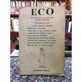 Revista Eco. Sobre Berlot Bretch