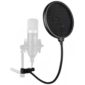 Pop Filter Studio Anti Puff Para Microfone Condensador