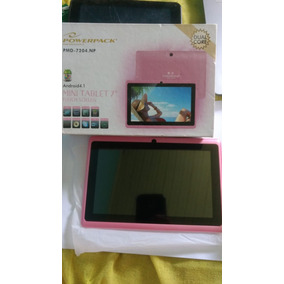 Tablet Android Powerpack Pmd-7204.np - Não Liga