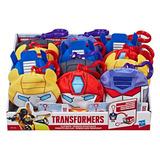 Peluche Transformers Colgante Con Clip Assortment Hasbro