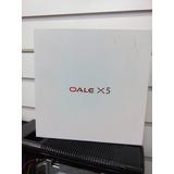 Telefono Smart Oale X5 Nuevo Con Empaque Y Accesorios Dorado
