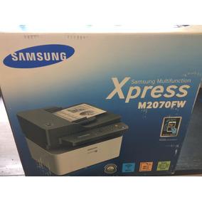 54313fb53d793 Wi Fi Multifuncional Laser Samsung Sl M2070fw C Adf Fax ...