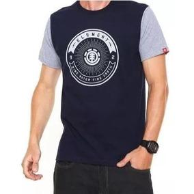 8696f1be5b Camiseta Element Society Kanui - Camisetas e Blusas no Mercado Livre ...